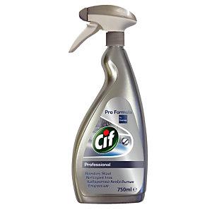 Cif nettoyant inox 750 ml