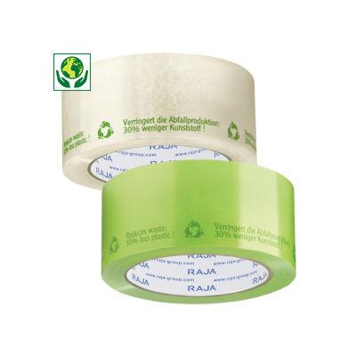 Cinta adhesiva ecológica de polipropileno silenciosa