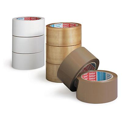 Cinta adhesiva de PVC 32 micras calidad industrial TESA®
