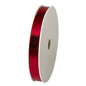 Cinta de regalo brillante 50 x 13 - Rojo