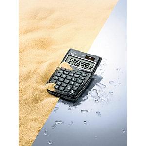CITIZEN Calcolatrice da tavolo WR-3000, 12 cifre, Nero lucido