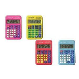 Citizen, Calcolatrici, Lc110 colori assortiti, Z300019