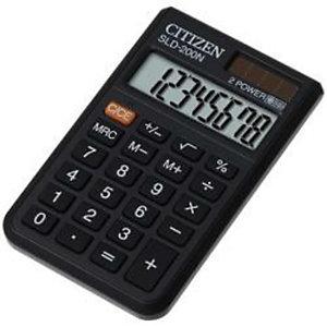 Citizen, Calcolatrici, Sld200n, Z300015