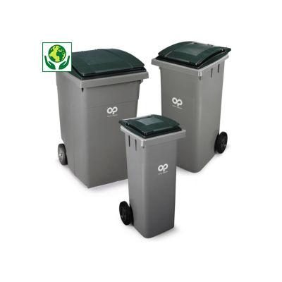 Citybac® afvalcontainer met 2 wielen