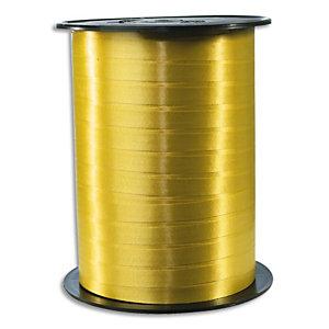 CLAIREFONTAINE Bobine bolduc de comptoir 500x0,7m. Coloris Or lisse