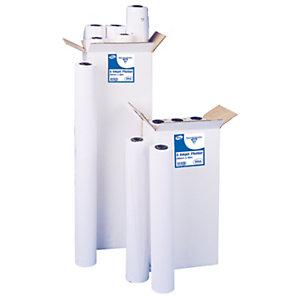 Clairefontaine Bobine de papier non couché pour traceur jet d'encre couleur - Format 50 m x 914 mm, 80 g/m²