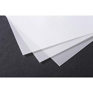 Clairefontaine Papier calque A4 uni 90/95 g - Ramette de 100 feuilles