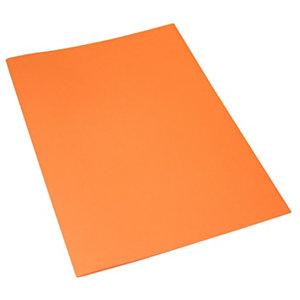 Classic Cartellina semplice, 249 x 333 mm, Cartoncino uso mano 200 g/m², Arancio (confezione 50 pezzi)