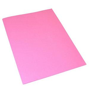 Classic Cartellina semplice, 249 x 333 mm, Cartoncino uso mano 200 g/m², Ciclamino (confezione 50 pezzi)