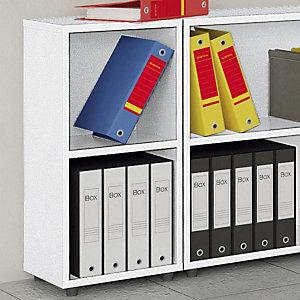 Classic Libreria Bassa, dimensioni 40 x 32 x 81,5 cm, colore Bianco