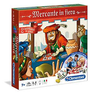 Clementoni, Giochi di società, Mercante in fiera, 16068B