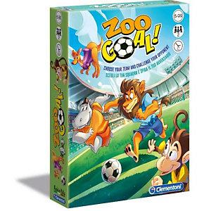 Clementoni, Giochi di società, Zoo goal, 16570A
