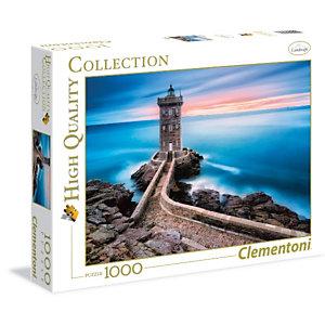 Clementoni, Puzzle, 1000pz-  the lighthouse, 39334
