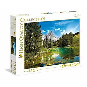 Clementoni, Puzzle, Blue lake, 31680