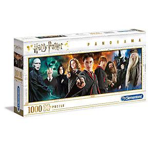 Clementoni, Puzzle, Harry potter pano 1000pz, 61883