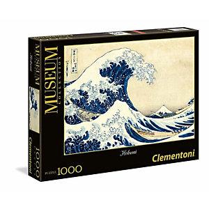 Clementoni, Puzzle, Hokusai  la grande onda, 39378