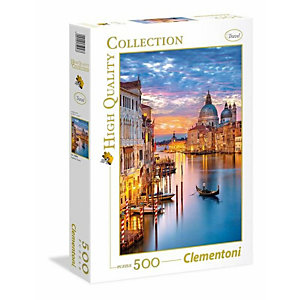 Clementoni, Puzzle, Lighting venice, 35056