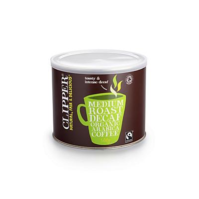 Clipper Fairtrade Decaf Coffee - 500g