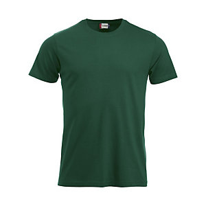 CLIQUE T-shirt Homme Vert Bouteille XL