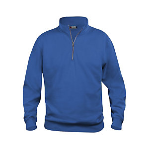 CLIQUE Sweat basic camionneur Bleu Royal L