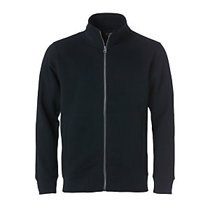 CLIQUE Sweatshirt zippée Homme Noir M