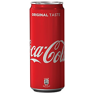 Coca-Cola Lattina da 33 cl. (confezione 24 lattine)