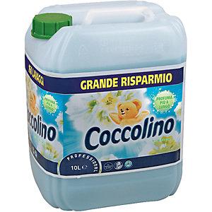 COCCOLINO Ammorbidente Professional Liquido, Aria di primavera, Tanica 10 l
