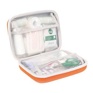 Coffret de secours Esculape Save Box médium  pour 5 à 10 personnes