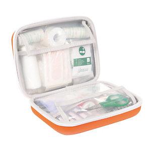 Coffret de secours Esculape Save Box mini pour 1 à 5 personnes