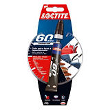 Colle extra forte Loctite 60 secondes Universal tube 20 g##Extra sterke lijm Loctite 60 seconden Universal tube 20 g