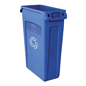 Collecteur bleu 87 L