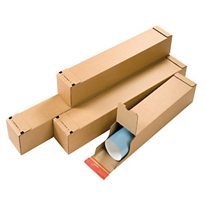 COLOMPAC Tubo postale CP 072 - doppio strip - 61x10.8x10.8 cm - ColomPac