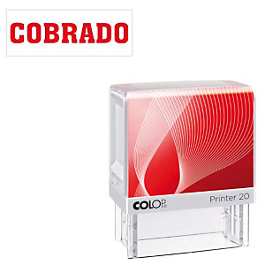 Colop Printer 20 Sello con entintaje automático Cobrado