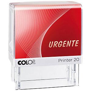 Colop Printer 20 Sello con entintaje automático Urgente