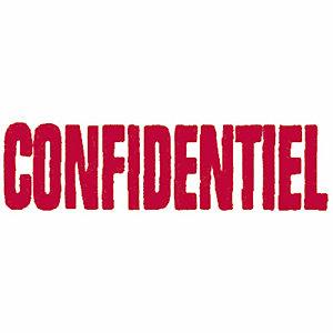 Colop Tampon encreur Printer 20 - Formule commerciale ''Confidentiel''