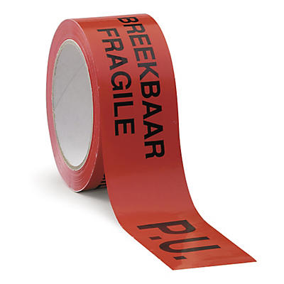 Coloured Vinyl Custom Printed Tape