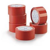 Coloured vinyl packaging tape