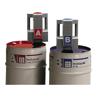 Componentes para o sistema Instapacker™