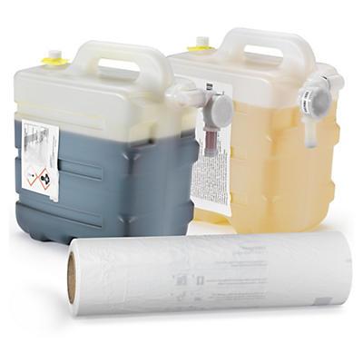 Componenti per sistema di imballaggio a schiuma Instapak simple