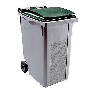 Container 2 wielen SULO voorgreep 360 L grijs/ groen