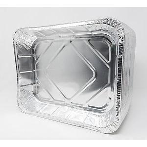 Contenitore in alluminio per alimenti, Formato R31G, 32,2 x 26,2 x 5 cm (confezione 300 pezzi)
