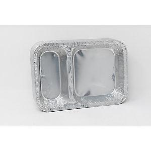 Contenitore in alluminio per alimenti, Formato R7G, 23 x 15,9 x 3,3 cm (confezione 1.000 pezzi)