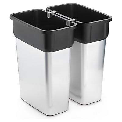 Contenitore per raccolta rifiuti e coperchi Vileda