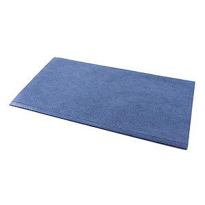 Coprimacchia monouso taglio laser, TNT, 100 x 100 cm, Blu (confezione 80 pezzi)