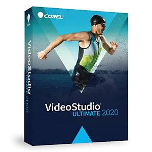 Corel, Software box, Videostudio 2020 ultimate ml eu, VS2020UMLMBEU