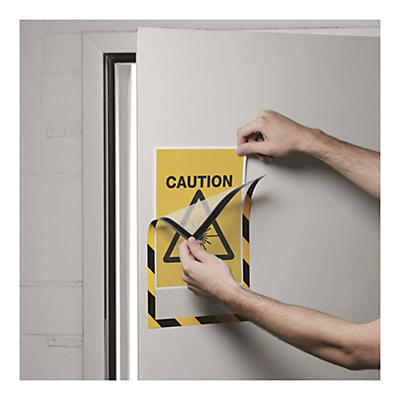 Cornice di sicurezza magnetica