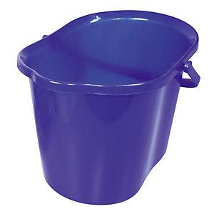 CORONET® Seau ménage éco ovale 14 L