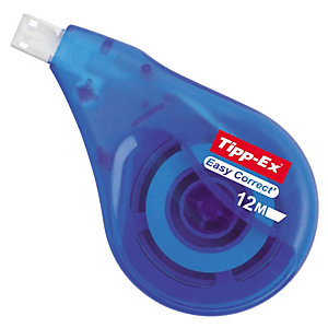 Correcteur à sec Easy correct Tipp-Ex 4,2 mm x 12 m