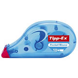 Correcteur à sec Pocket Mouse Tipp-Ex 4,2 mm x 10 m