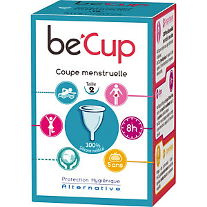 Coupe menstruelle Be'Cup Taille 2
